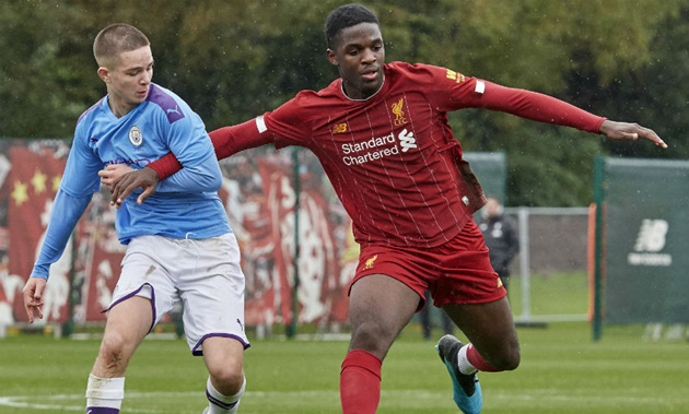 Billy Koumetio: The Liverpool teenager who has wowed Klopp - Bóng Đá