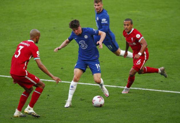 Màn trình diễn của Thiago trước Chelsea - Bóng Đá