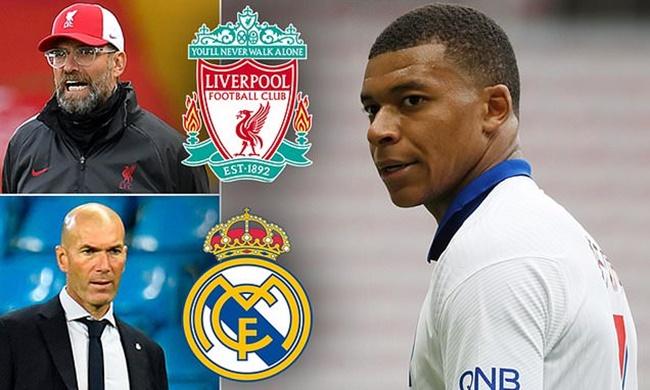 Liverpool gia nhập cuộc đua giành Mabppe với Real  - Bóng Đá
