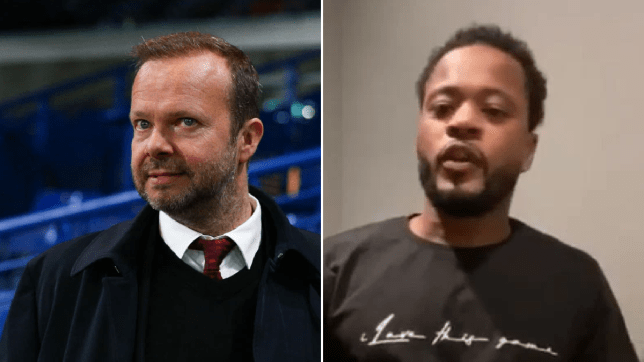 Patrice Evra slams Manchester United's transfer approach and reveals Ed Woodward's major problem - Bóng Đá