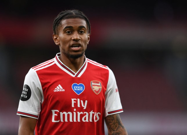 Arsenal make Reiss Nelson available on loan - Bóng Đá