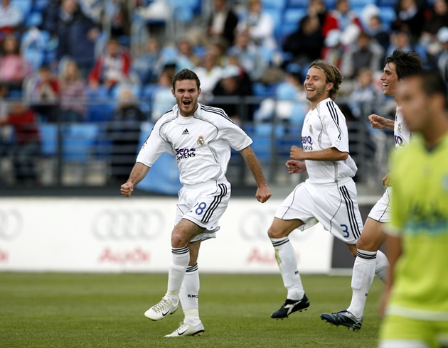Players you (probably) forgot played for Real Madrid - Bóng Đá