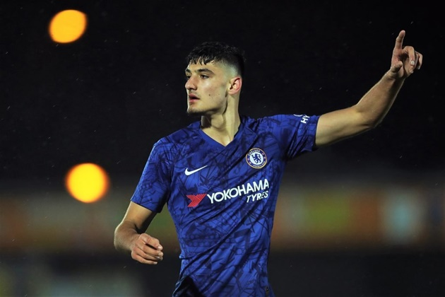 Armando Broja: Chelsea's teen star the next Vitesse success story? - Bóng Đá