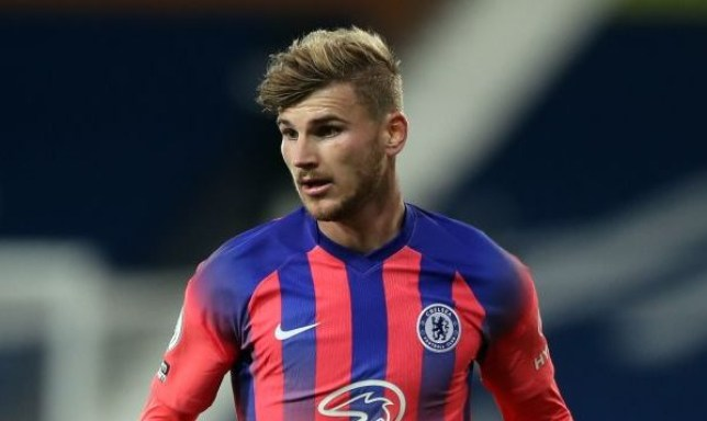 Timo Werner 'unhappy' with Chelsea performance after West Brom draw - Bóng Đá