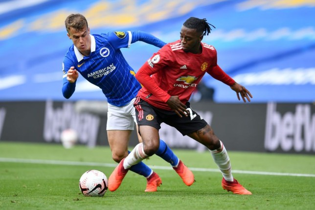 'I was screaming!' – Joe Cole takes aim at Aaron Wan-Bissaka after Manchester United's win at Brighton - Bóng Đá