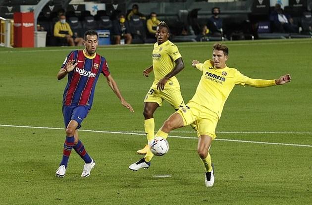 ảnh sau trận Barcelona - Bóng Đá