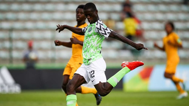 Peter Olawale: Nigeria's 'little Ronaldo' that Dortmund targeted - Bóng Đá