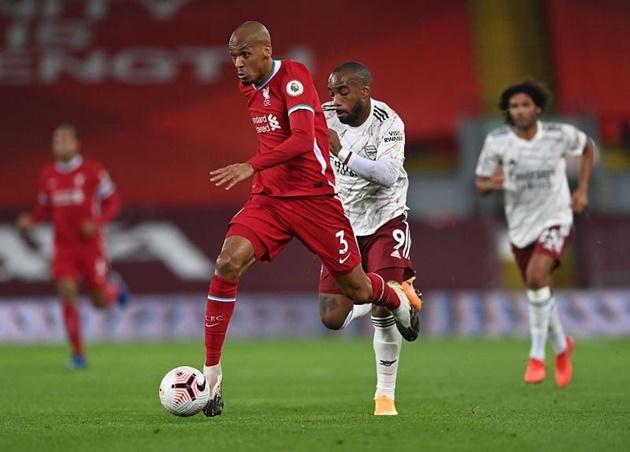 5 điểm nhấn Liverpool 3-1 Arsenal - Bóng Đá