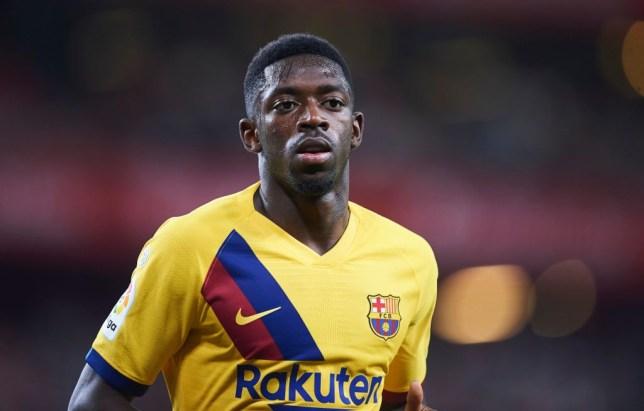 Manchester United 'very close' to signing Barcelona winger Ousmane Dembele - Bóng Đá