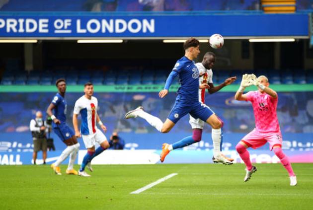 TRỰC TIẾP Chelsea 0-0 Crystal Palace: The Blues phủ đầu (H1) - Bóng Đá