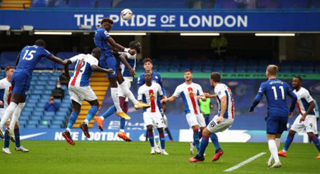 TRỰC TIẾP Chelsea 0-0 Crystal Palace: Chủ nhà bế tắc (H1) - Bóng Đá