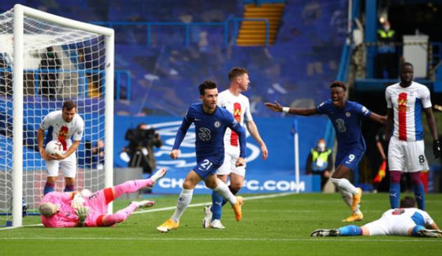 TRỰC TIẾP Chelsea 1-0 Crystal Palace: Chớp nhoáng (H2) - Bóng Đá