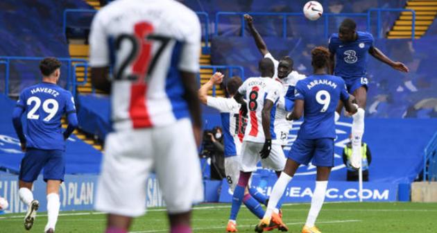 TRỰC TIẾP Chelsea 2-0 Crystal Palace: Đánh đầu tuyệt đỉnh (H2) - Bóng Đá