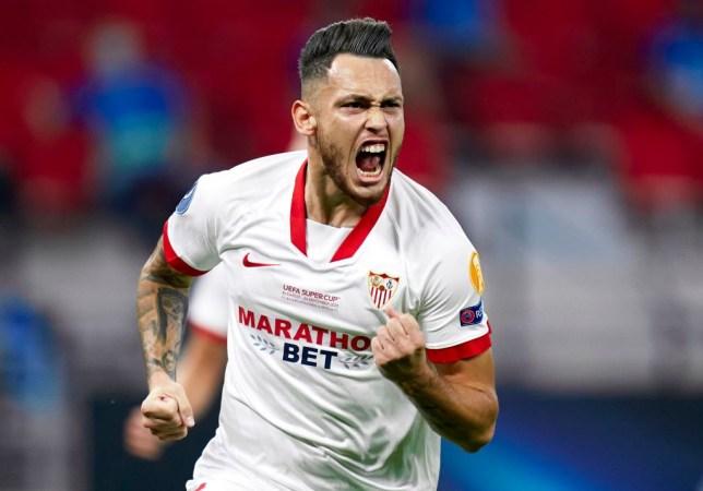 Manchester United target Lucas Ocampos as Jadon Sancho and Ousmane Dembele alternative - Bóng Đá