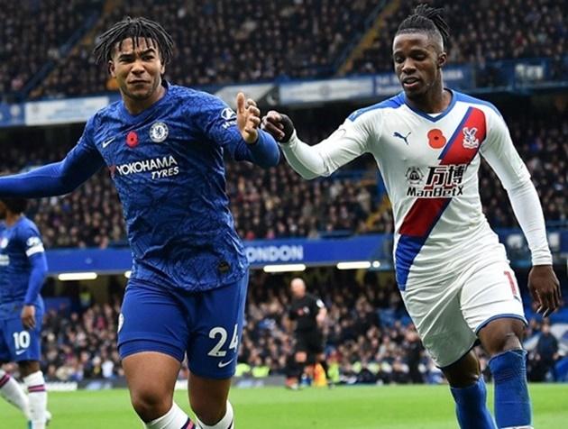 TRỰC TIẾP Chelsea vs Crystal Palace - Bóng Đá
