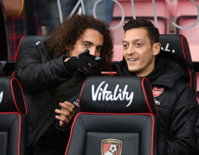 Matteo Guendouzi takes subtle dig at Mikel Arteta in message to Mesut Ozil - Bóng Đá