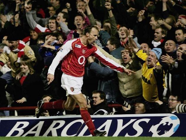 Arsenal's best Premier League XI - Bóng Đá
