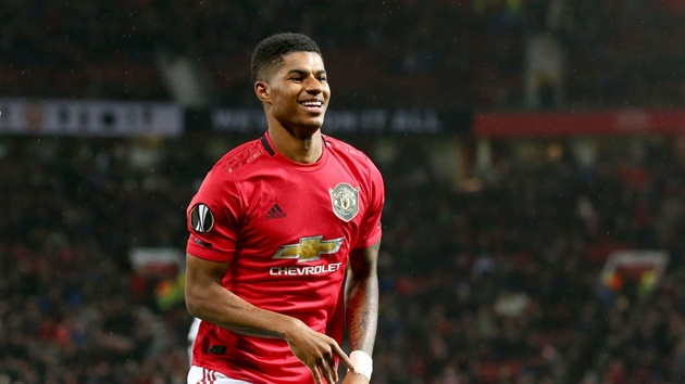 Man Utd star Marcus Rashford to line up for England vs Belgium in black boots adorned with 40 messages from school kids - Bóng Đá