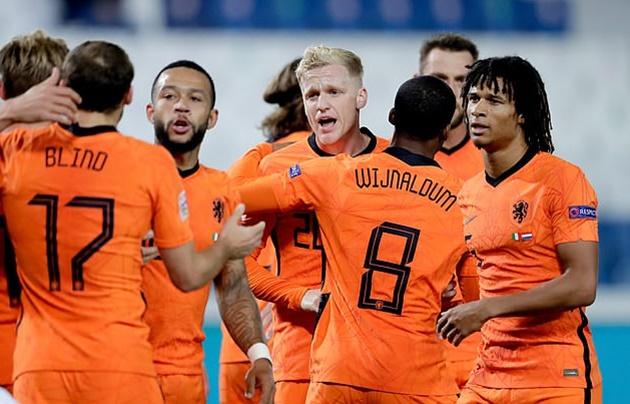 ảnh sau trận Ý vs Hà Lan - Bóng Đá