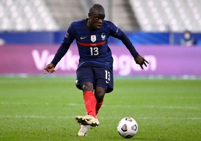 Chelsea star N'Golo Kante a doubt for Southampton clash after missing France match with injury - Bóng Đá