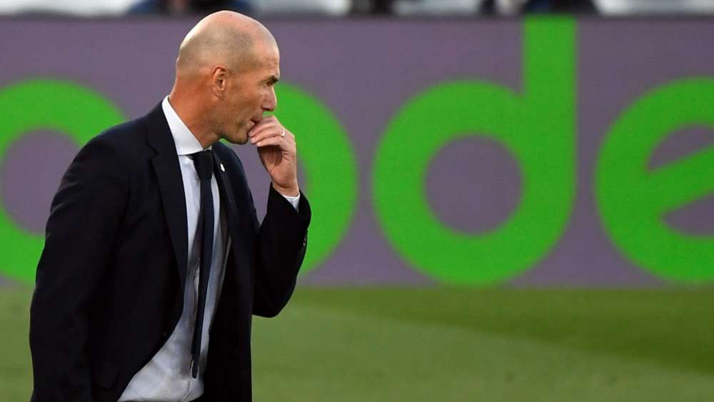 Zidane offers 'no excuses' for shock defeat to Cadiz - Bóng Đá