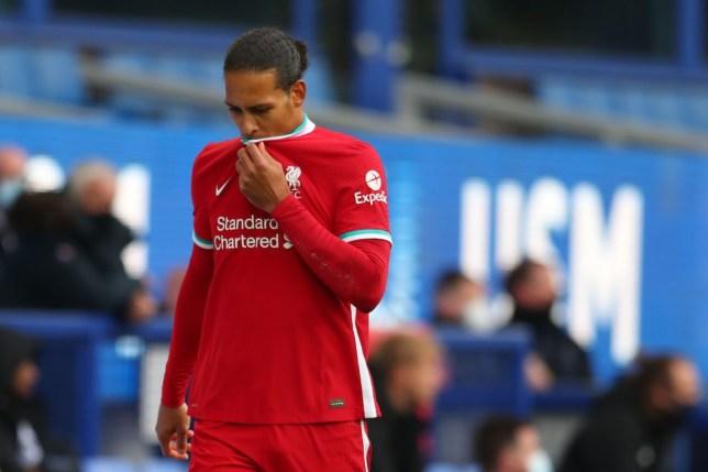 Liverpool defender Virgil van Dijk out for at least five months with ACL tear - Bóng Đá