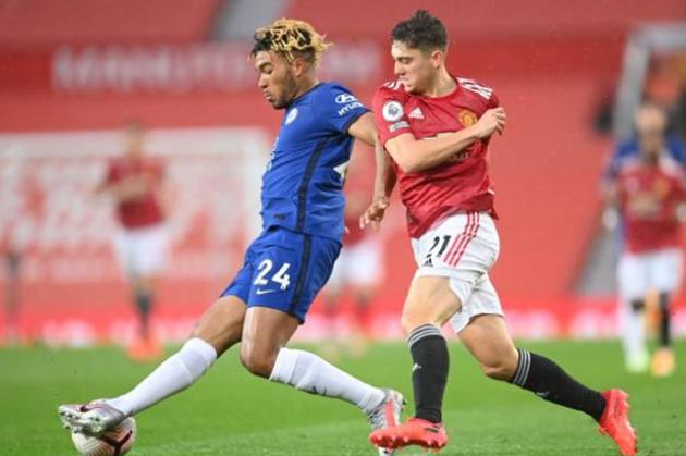 TRỰC TIẾP Man United 0-0 Chelsea: Thế trận rình rập (H1) - Bóng Đá