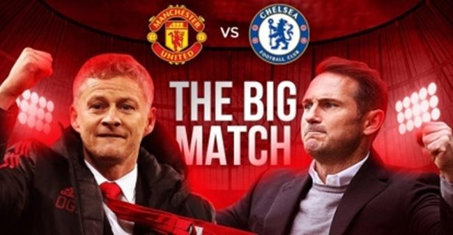 TRỰC TIẾP Man United vs Chelsea - Bóng Đá