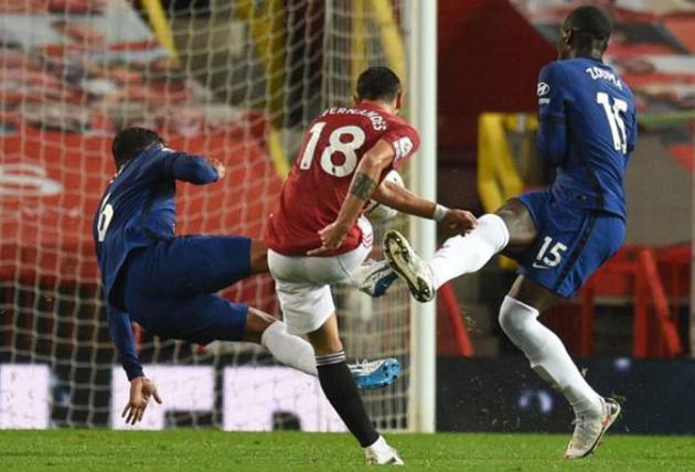TRỰC TIẾP Man United 0-0 Chelsea: Rashford bỏ lỡ đáng tiếc (H1) - Bóng Đá