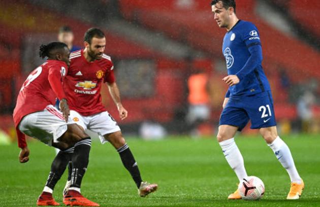 TRỰC TIẾP Man United 0-0 Chelsea: Tuyệt vời Mendy! (H2) - Bóng Đá