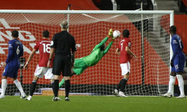 TRỰC TIẾP Man United 0-0 Chelsea: Kết thúc thất vọng! (KT) - Bóng Đá