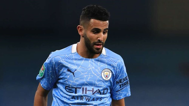 Manchester City star Mahrez opens door to future PSG or Marseille move - Bóng Đá