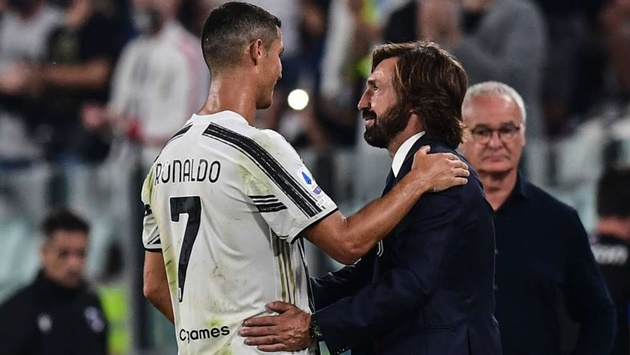 Juventus boss Pirlo reveals Ronaldo plans as Bonucci picks up another injury in Hellas Verona draw - Bóng Đá