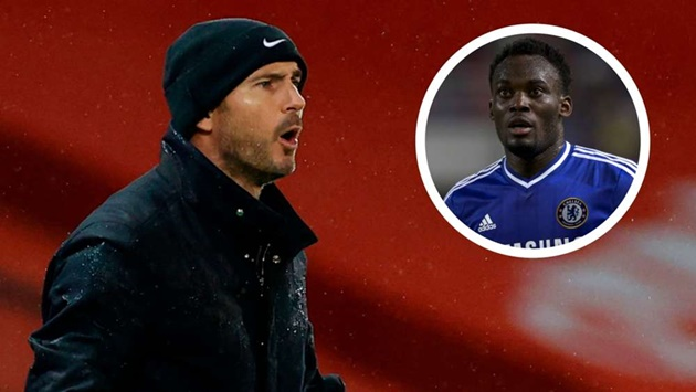 'Lampard needs time if he is to succeed at Chelsea' - Essien - Bóng Đá