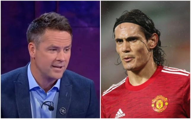 Michael Owen backs Edinson Cavani to thrive at Manchester United after his debut against Chelsea - Bóng Đá
