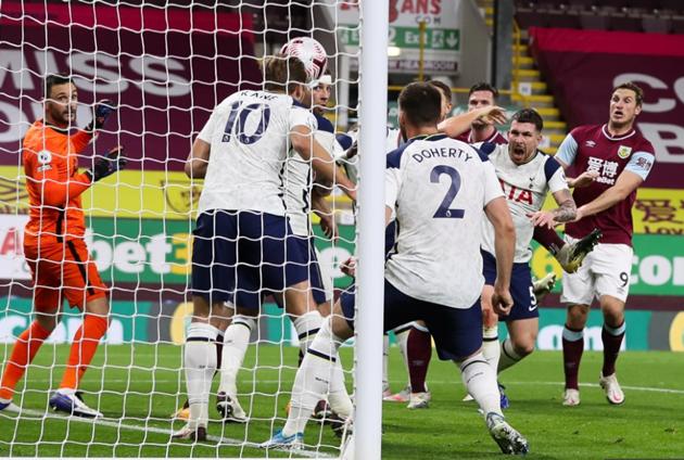 bài ảnh sau trận Tottenham - Bóng Đá