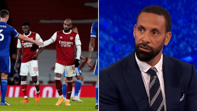 'Reality hits home' – Rio Ferdinand sends warning to Arsenal ahead of Manchester United clash - Bóng Đá