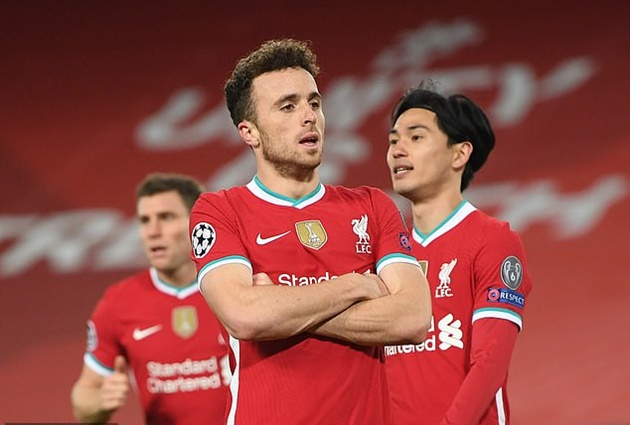 'The recruitment has been absolutely sensational': Adam Lallana full of praise for Liverpool forward Diogo Jota - Bóng Đá