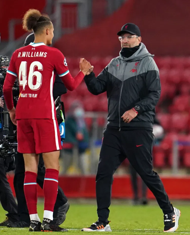 Liverpool youngster Rhys Williams starred in Champions League - Bóng Đá