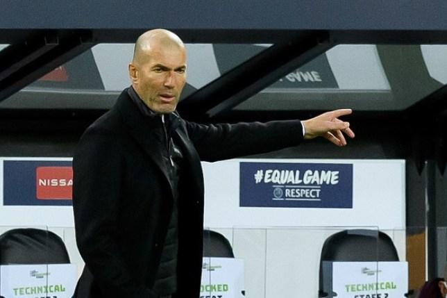 Zinedine Zidane speaks out on Karim Benzema and Vinicius Junior controversy - Bóng Đá