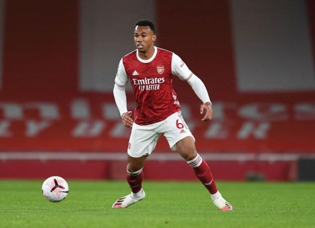 'A defender I admire a lot' – Gabriel Magalhaes hails Virgil van Dijk and looks back on battle with Sergio Aguero - Bóng Đá