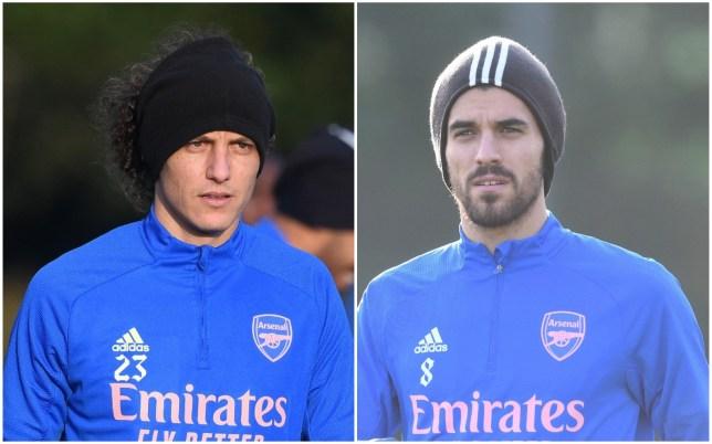 Rob Holding speaks out on David Luiz and Dani Ceballos bust-up at Arsenal - Bóng Đá