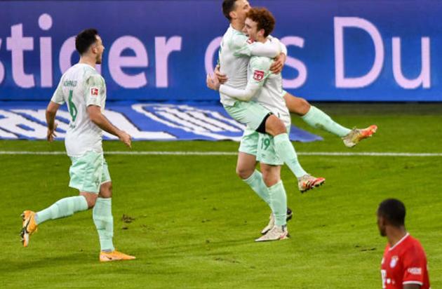 ảnh sau trận Bayern Munich - Bóng Đá