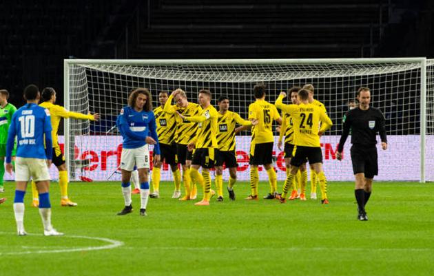 Ảnh Dortmund - Bóng Đá