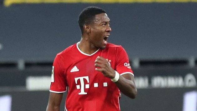 Alaba should 'take responsibility' in Bayern Munich contract saga, says Flick - Bóng Đá