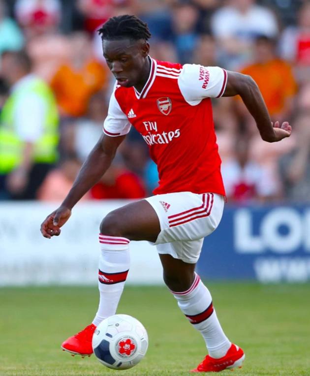 Arsenal star Folarin Balogun was born in New York - Bóng Đá