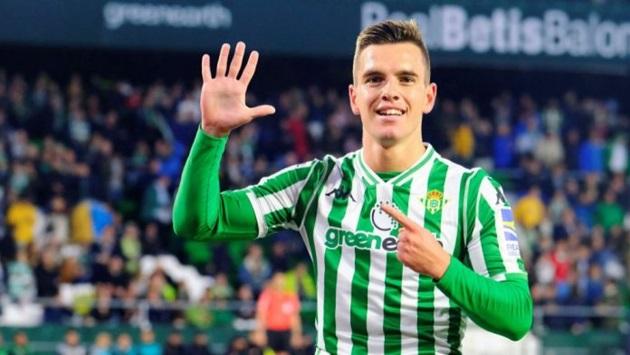 Giovani Lo Celso kí hợp đồng dài hạn với Real Betis - Bóng Đá