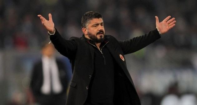 Huấn luyện viên Gattuso lên tiếng sau trận hòa trước Parma: