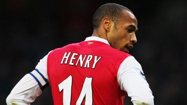 6 cầu thủ Arsenal từng ghi trên 20 bàn thắng trong một mùa giải. - Bóng Đá