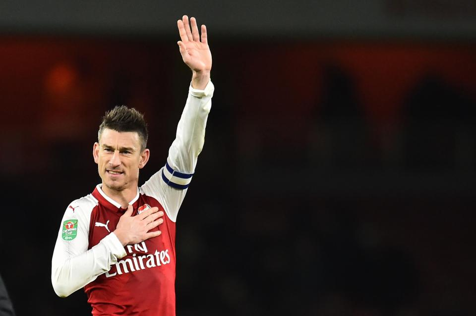 2 likely destinations of Laurent Koscielny - Bóng Đá